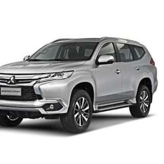 For sale! Mitsubishi Montero 2x4 GLS Premium