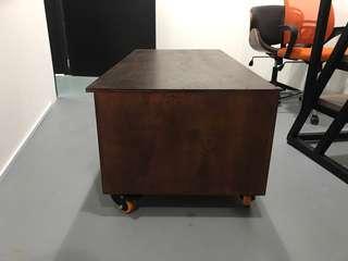 Wooden box / sofa
