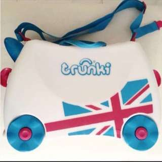 2 Trunki Union Jack Children Luggage