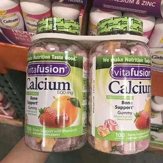🇺🇸美国保健vitafusion calcium