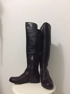 Anne Klein Knee Hight Boots