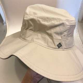 Columbia 遮陽透氣帽(0/S)