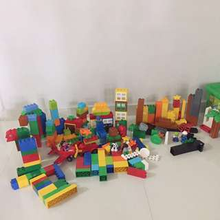 Lego Duplo Brick Set 47 ~400pcs