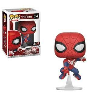 (LEFT LAST ONE) Funko pop Spiderman (Gameverse)