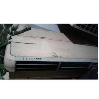 YORK 2.5 hp Ceiling Cassette Air-Cond