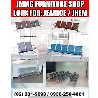 ( Gang-Chair ) Office Partition*Furniture