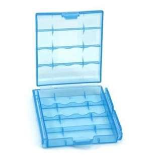 AA Battery Case (Blue)