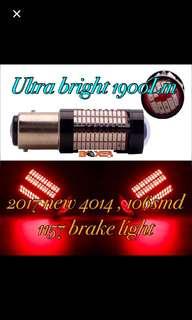2x 1157 ultra bright led