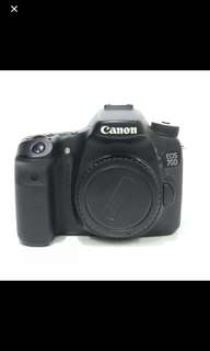 Canon EOS 70D (body only)