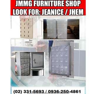Steel Locker - Office Partition * Furniture