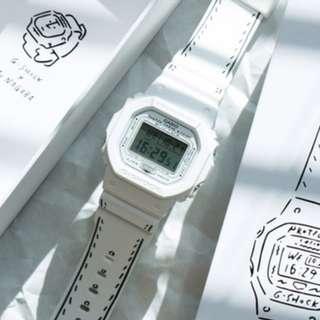 特價 Yu Nagaba 長場雄 x G-Shock DW-5600YU