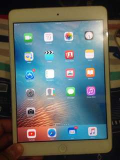 Ipad Mini 1st Gen-64gb