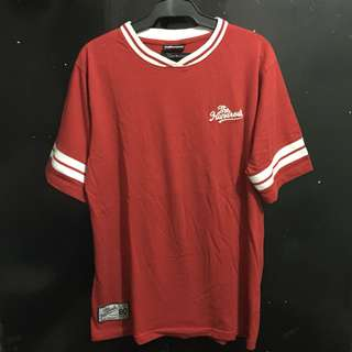 The Hundreds Red Jersey Tee (Large)