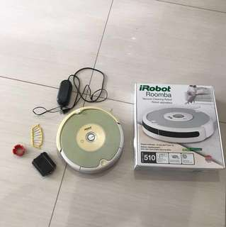 iRobot Roomba 510