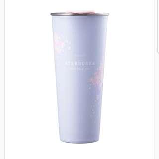 Starbucks Korea 2018 Cherry Blossom SS C/B To go Tumbler 473ml