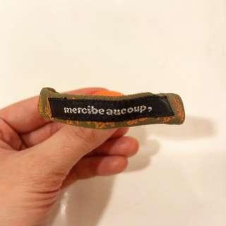 mercibeaucoup, bracelet
