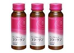 新品!fancl  HTC 三肽美肌膠原蛋白飲料 (一盒10支)