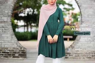 Craftan Alma Tunic
