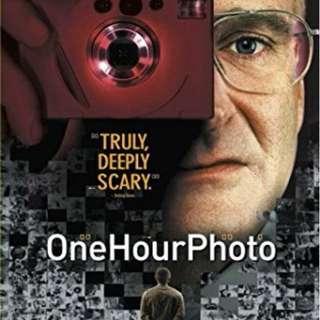 One Hour Photo DVD Robbin Williams