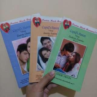 Preloved Pocketbooks- Trilogy