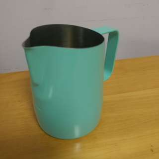 WPM Tiffany Blue 拉花杯