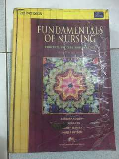 Fundamentals of Nursing 7th Edition