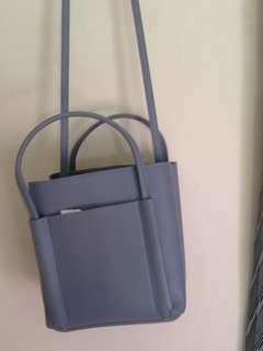 PRELOVED SLING BAG MINISO