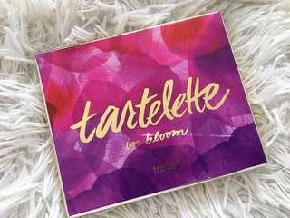 Tarlette in Bloom Palette
