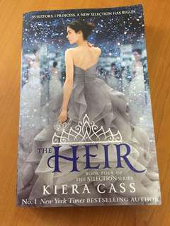 Selection Series_The Heir_Kiera Cass