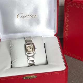 Cartier Francaise Tank