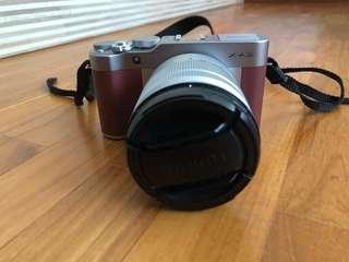 Fujifilm X-A3 (freebies included)