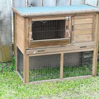 Rabbit or Guinea pig Hutch