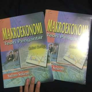 Buku makroekonomi