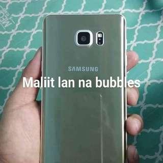 Samsung Note 5 Globe Lock Swapp/Sale