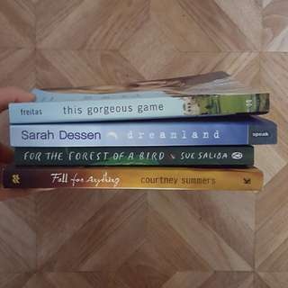 Young Adult Contemporary Fiction