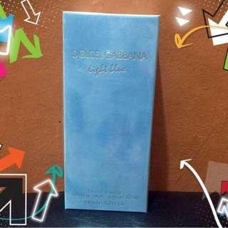 Authentic D&G perfume