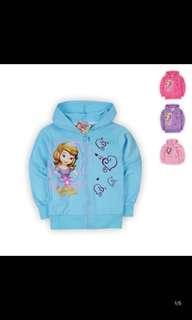 PO Princess Sofia jackets brand new size 110-150cm