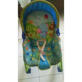 Baby bouncer #MauMothercare