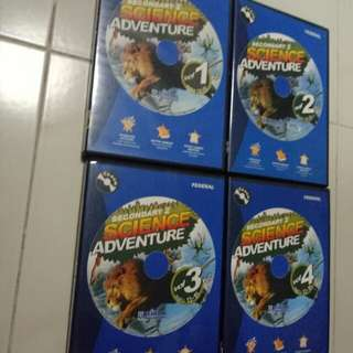 Science adventure secondary 2