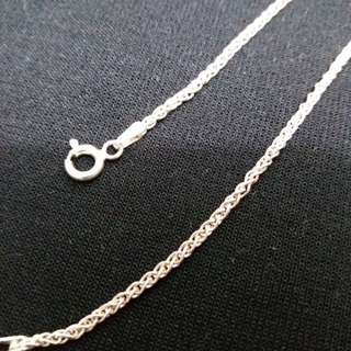 925 italy chain 20'