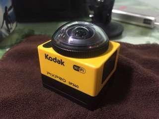 Kodak Pixpro SP360 action camera