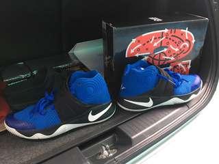 Nike Kyrie 2 Brotherhood Size 10