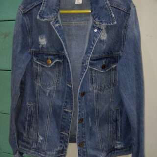 Denim jacket brand new