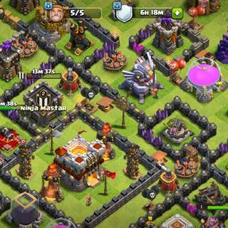 Coc account open for trades