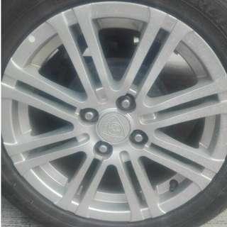 Proton Saga FLX SE 1.6 Original OEM Sport Rim