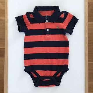 babyGap polo bodysuit