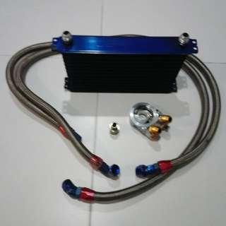 GReddy TRUST Oil Cooler 12 Roll