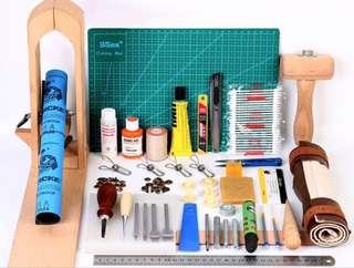 Advanced Leather Tools Kit