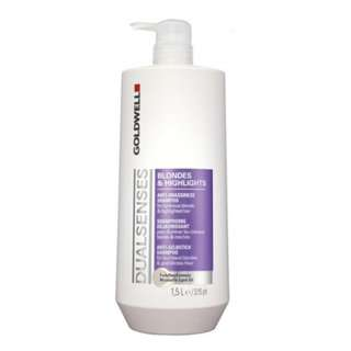 ✨Last Bottle! Goldwell Dualsenses Blondes and Highlights Anti-Brassiness Shampoo