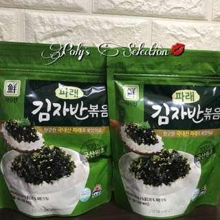 【現貨不用等】韓國 SAJO海苔酥(原味/70g)